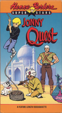 Hanna-Barbera Superstars: Jonny Quest